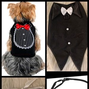 fits small dog - see listing for specifics